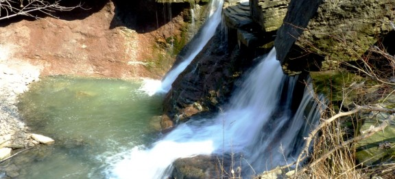 September 2016 Lower Chedoke Falls