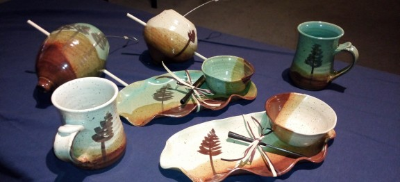 Pottery at the Rib!